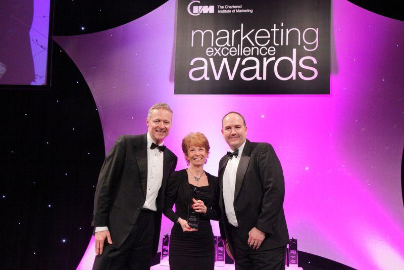 Rory B and me at CIM awards 1